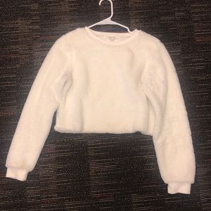 VERY SOFT Forever 21 White Sweater